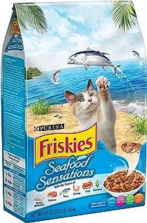 Friskies Seafood Sensations Cat Food Dry (Formerly Ocean Fish Flavor) (3.15-lb Bag)
