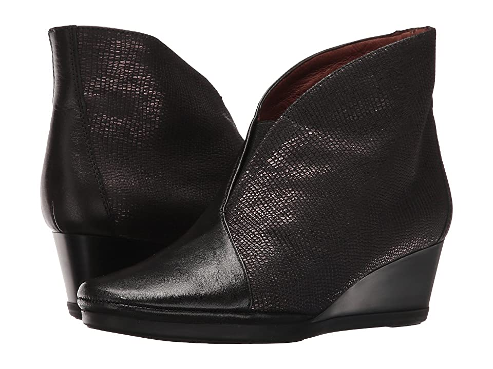 Hispanitas Venecia (Soho Black/Tejus Black) Women