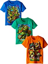 Best teenage mutant ninja turtle shirts for kids Reviews