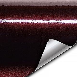 VViViD+ Matte Demon Black Premium Vinyl Wrap Film (2ft x 5ft (Gloss))