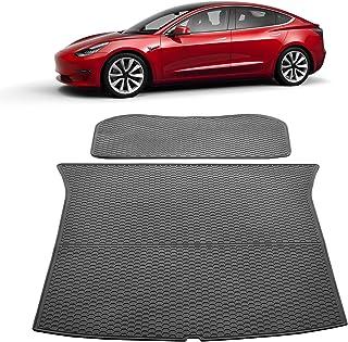 MATSKY Tesla Model 3 Floor Mats Performance Line Frunk