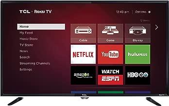 TCL 32S3800 32-Inch 720p Roku Smart LED TV (2015 Model)