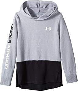 6d58b045ef4d0 Under armour ua icon caliber hoodie true gray heather