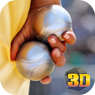 French Ball Game Mastery: Petanque Bowling King Summer Sports Championship