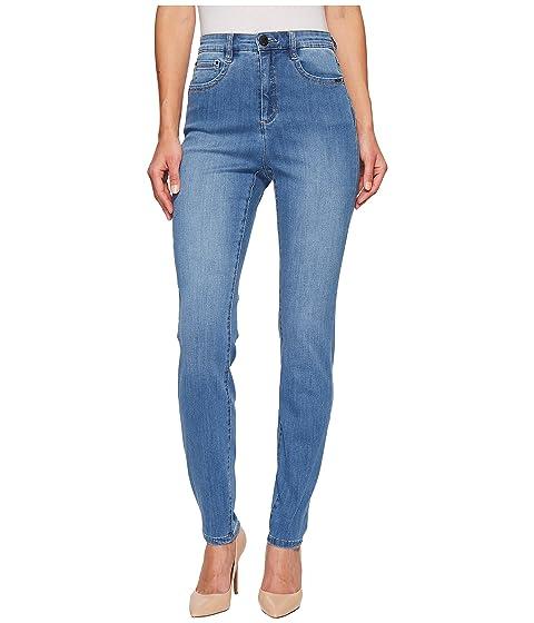 17d0706569 FDJ French Dressing Jeans Coolmax Denim Suzanne Slim Leg in Chambray ...