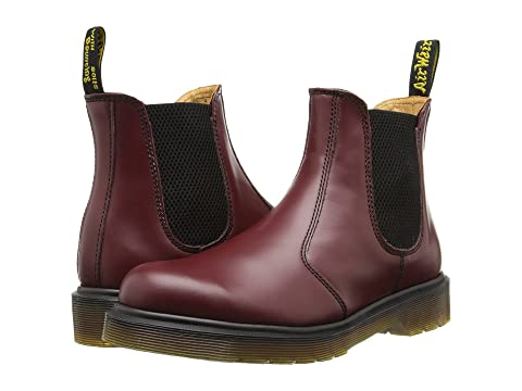Martens Smooth Dr Black SmoothCherry 2976 Red TqdwO6d