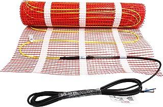 HEATIT Underfloor Heating mat Electric Radiant Self-Adhesive Floor Heating System 200w/㎡ Warmmat