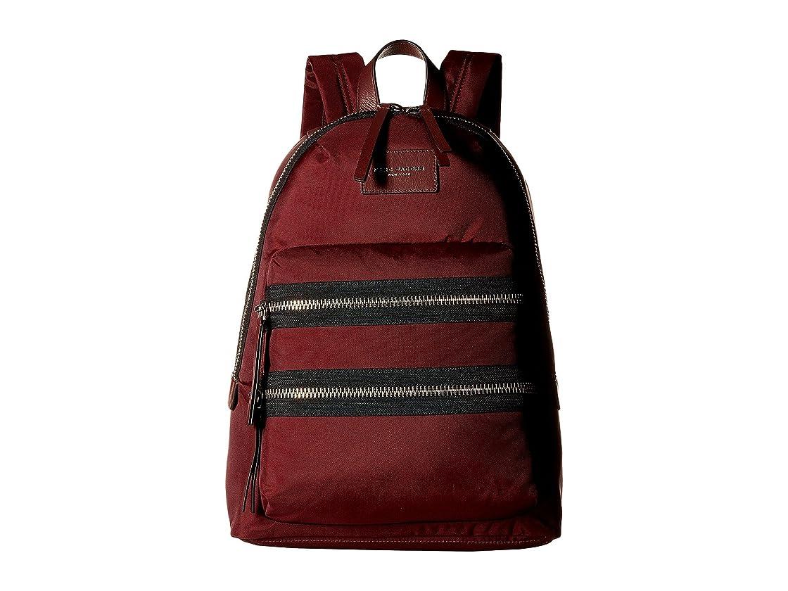 リアル香ばしいケージ[マークジェイコブス] Marc Jacobs レディース Nylon Biker Backpack バックパック [並行輸入品]
