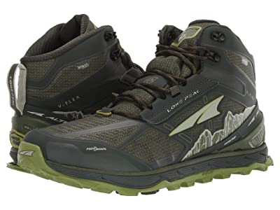 Altra Footwear Lone Peak 4 Mid RSM (Deep Forest) Men