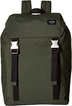 Tech Travel Army Backpack