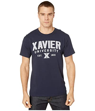 Champion College Xavier Musketeers Jersey Tee (Navy) Men