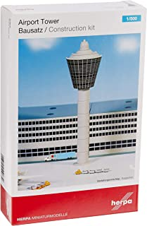 Daron Herpa Airport Tower Set (28 Pieces)
