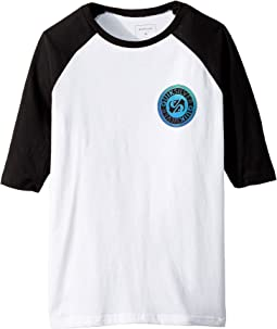 Quiksilver Kids - International Ragan BRV Shirt (Big Kids)