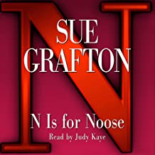 N Is for Noose: A Kinsey Millhone Mystery