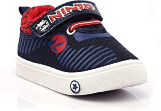 Kats Kids Baby Boys Ninja Casual Shoes for 2-5 Year Child