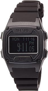 [フリースタイル]Freestyle 腕時計 SHARK タイド250 デジタル 100m防水 タイドグラフ シリコンベルト ブラック 10025734 【正規輸入品】...