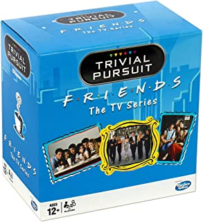 TRIVIAL PURSUIT FRIENDS THE TV SERIES