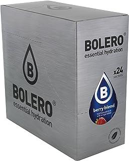 comprar comparacion Bolero Bebida Instantánea sin Azúcar, Sabor Bayas - Paquete de 24 x 9 gr - Total: 216 gr