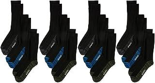 Bonds Men's Business Crew Socks, Multicoloured, 6-10 (12 pack)