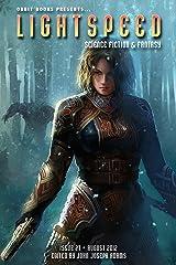 Lightspeed Magazine, August 2012 Kindle Edition