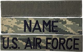 air force name tapes velcro