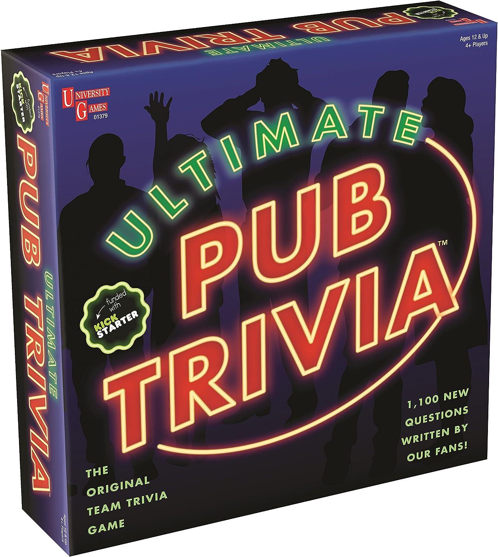 autorización oficial Ultimate Pub Trivia by University University University Juegos  ventas en linea