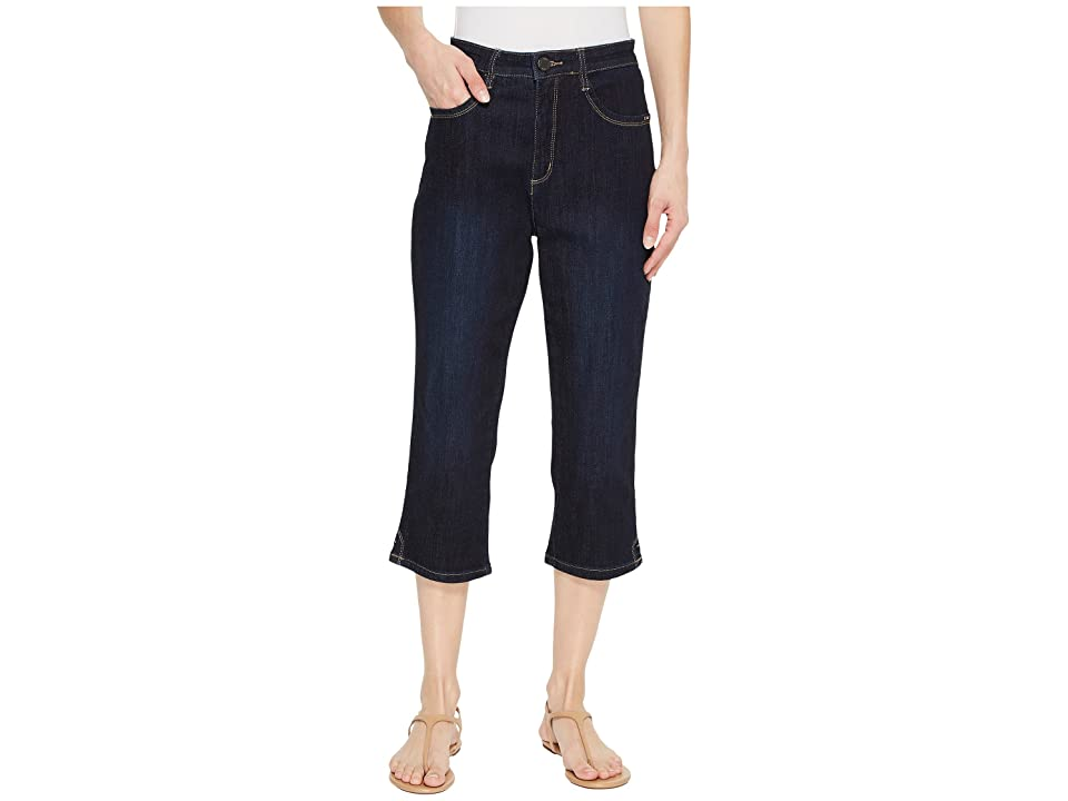 FDJ French Dressing Jeans Coolmax Denim Peggy Capris in Twilight (Twilight) Women