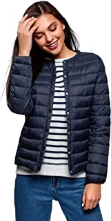 Ultra Women's Round Neck Quilted Jacket