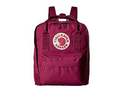 Fjallraven Kanken Mini (Plum) Backpack Bags