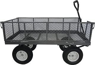 Yard Tuff 2-in-1 Jumbo Wagon