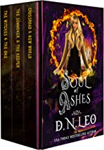 Soul of Ashes (Creatures Book 2)