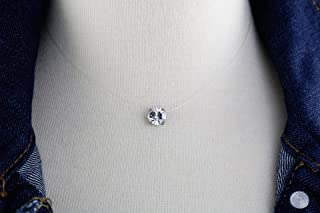 Best floating illusion diamond necklace Reviews