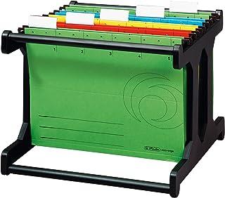 comprar comparacion Herlitz Officeboy - Bastidor para carpetas colgantes (A4), color negro