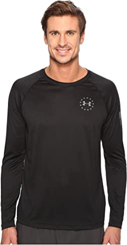 Under Armour - UA Freedom Tech Long Sleeve Tee
