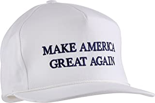 BRC Make America Great Again! - Trump 2016 Adjustable Cap with Rope Front