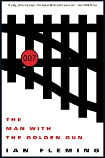 The Man with the Golden Gun (James Bond - Extended Series Book 13)