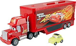 Disney Cars Mattel Disney/Pixar Cars Travel Mack Vehicle, Red (DXY87)