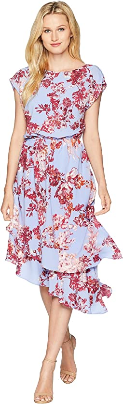Barque Summer Floral Dress