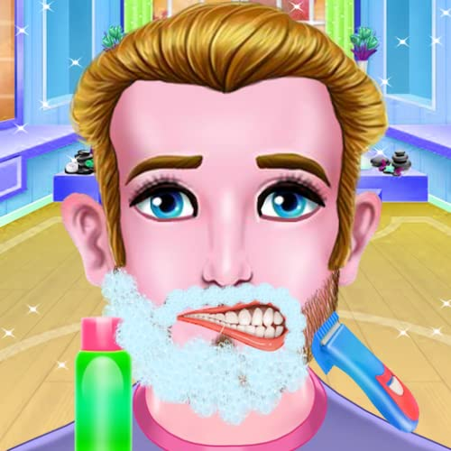 Chinese Prince Beard Salon Makeover