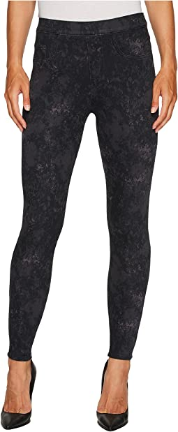 Spanx - Cut & Sew Cropped Knit Leggings