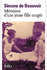 Mémoires d'une jeune fille rangée (French Edition) Kindle Edition