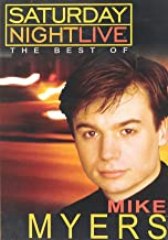 Saturday Night Live the Best of Mike Myers