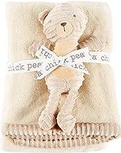 Chick Pea 2-PC. Baby Bear Velboa & Blanket