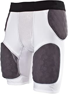 Cramer Thunder 5 Pad Adult Integrated Football Girdle - Hard Thigh Pads