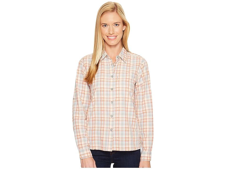 Mountain Hardwear Canyon AC Long Sleeve Shirt (Steam) Women