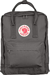 super grey fjallraven kanken