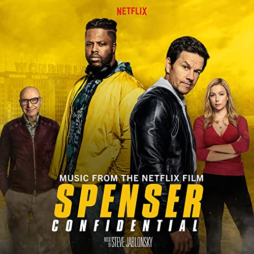 Spenser Confidential Music From The Netflix Original Film By Steve Jablonsky On Amazon Music Amazon Com