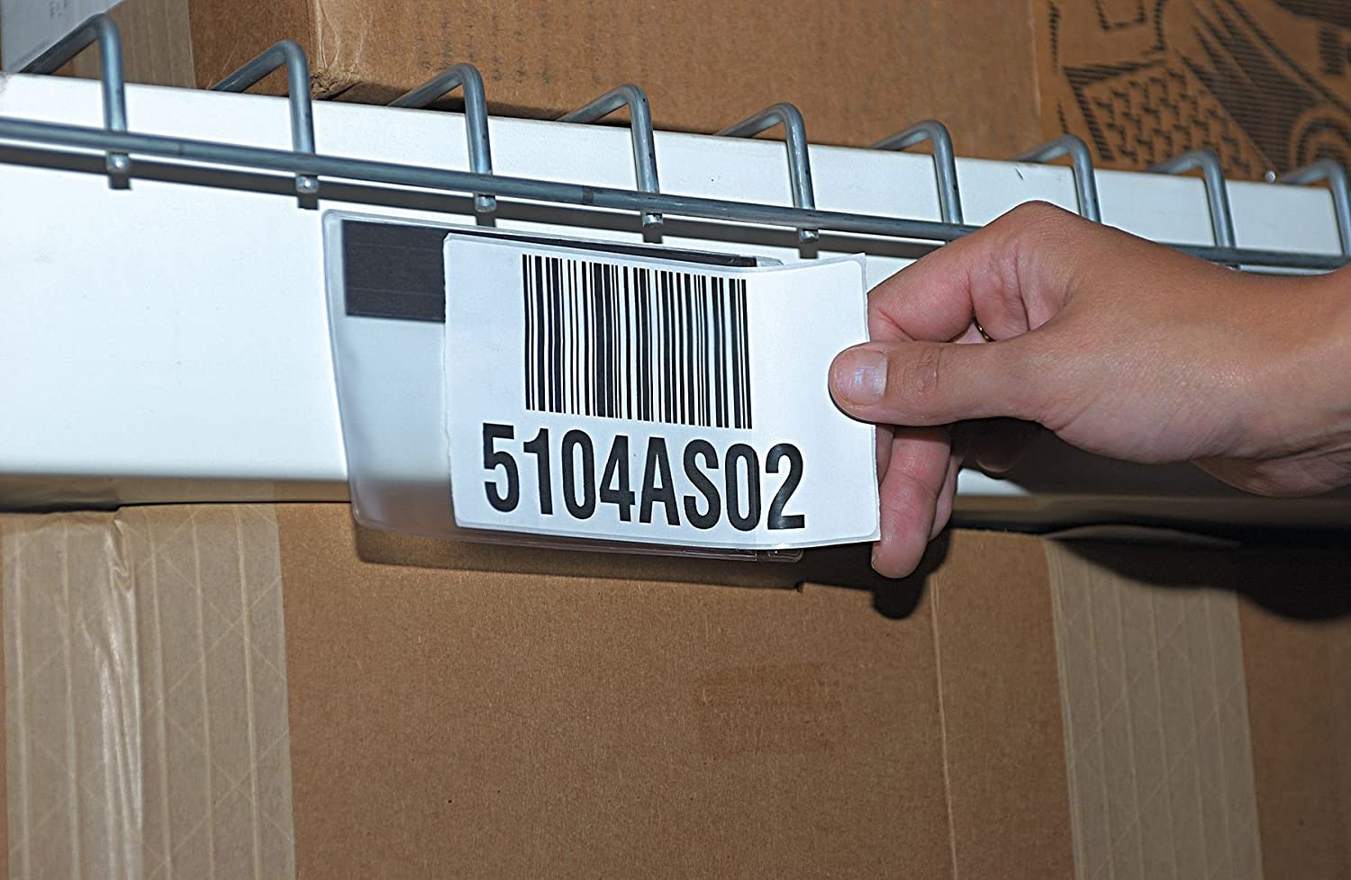 SuperScan SS-912 Label Holders 12