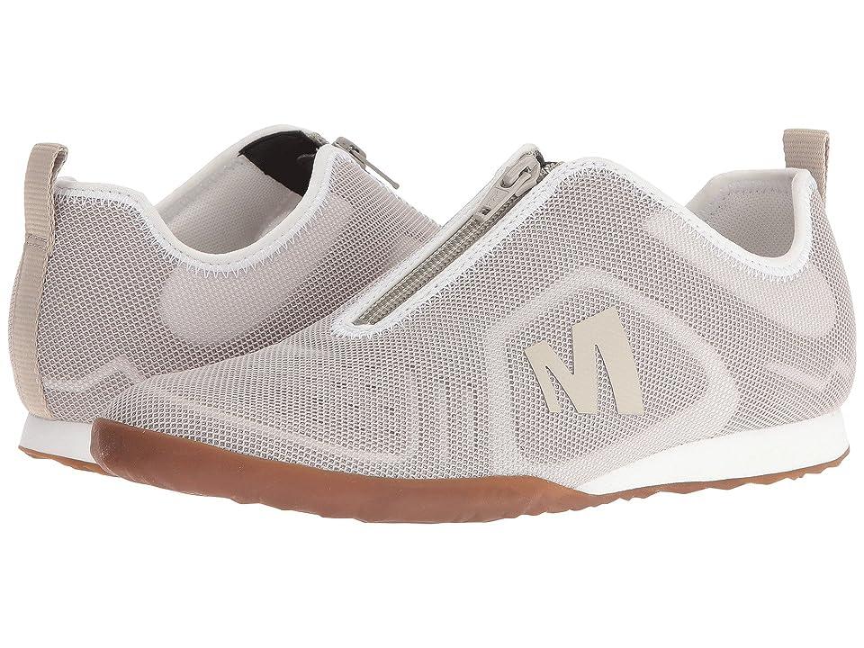 2131a79622c9 Merrell Civet Zip (Silver Lining) Women s Shoes