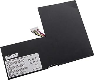 vhbw Litio polímero batería 4640mAh (11.4V) para Ordenador portátil Laptop Notebook MSI GS60 Ghost-607 9S7-16H515-607, PX60, PX60 6QE, PX60-2QDi716H11